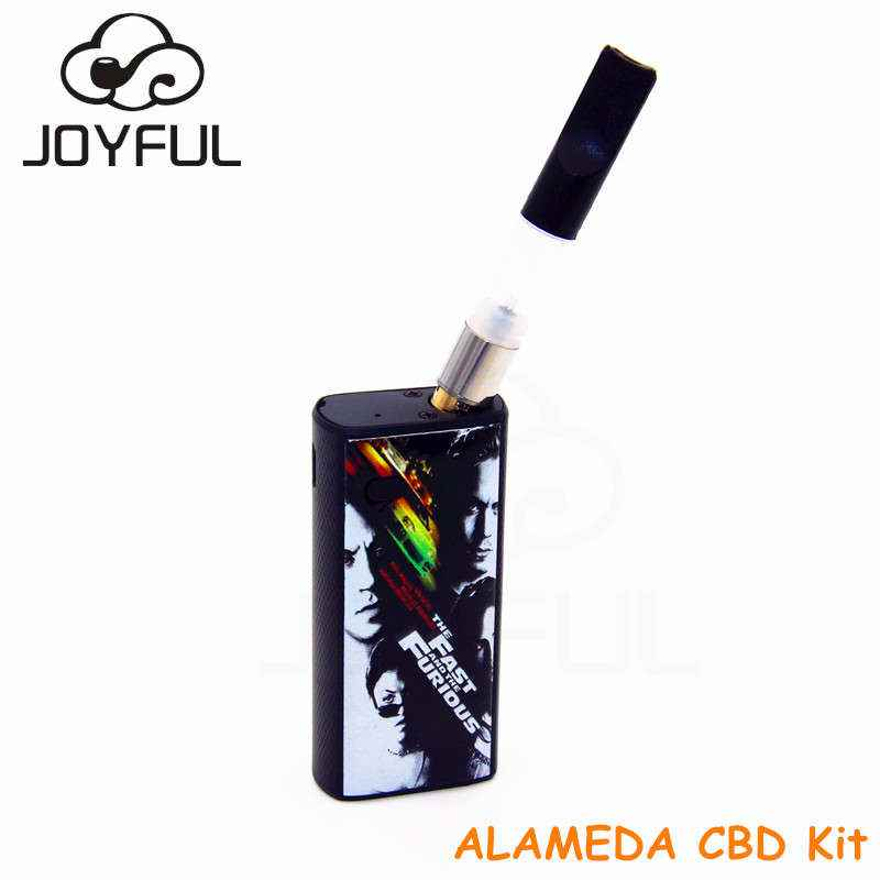 OEM Colorful Drawing Pen Style Vape Alameda CBD Kit